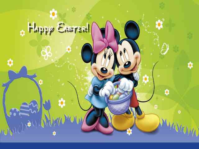 Disney Happy Easter #575} puzzle ecard game