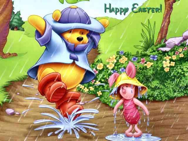 Disney Happy Easter #582}